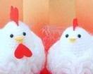 Грелки для чайников «Петушок» и Курочка»
