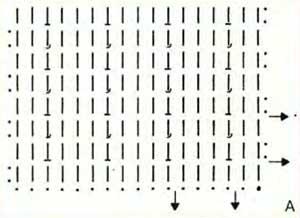 Рельефные узоры 1