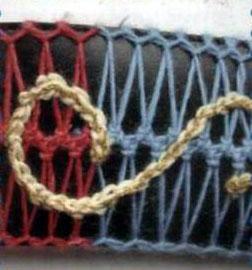 Вязание пояса