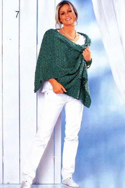 Маленькая Диана - вязание крючком