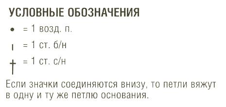 Веерный узор
