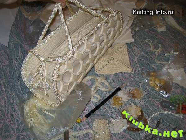 Необычная идея сумочки