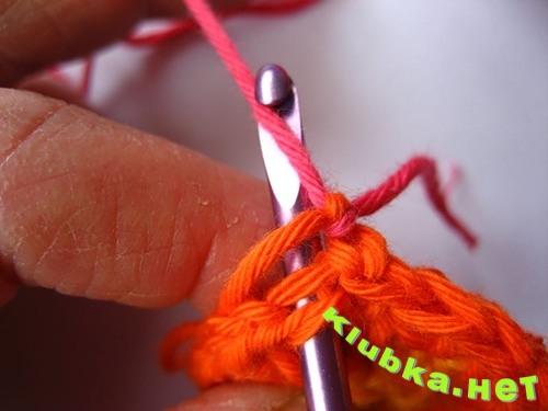 Вязаные елочные игрушки (мастер класс)