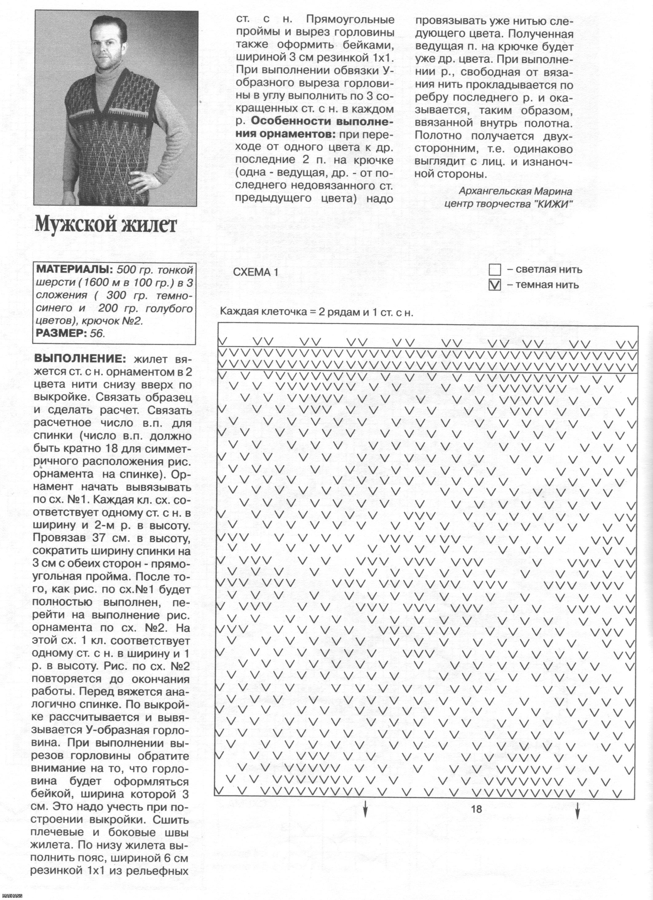 Вязание спицами для женщин » Вязание спицами, крючком 85