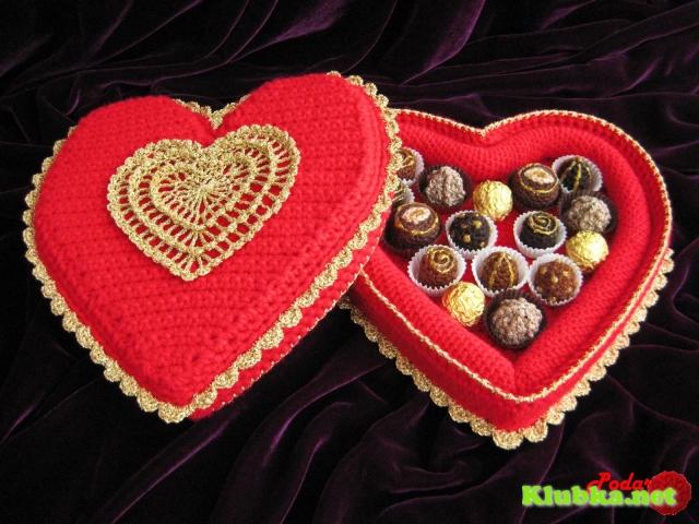 Коробка конфет «Сладкие грёзы»