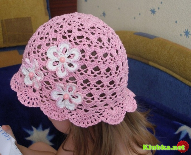 шапки, шапочки, панамки,береты - детям | Записи в рубрике шапки