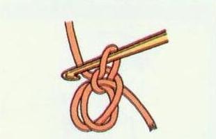 Скользящая петля крючком