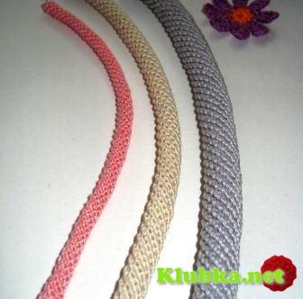 Knitting gancio traino