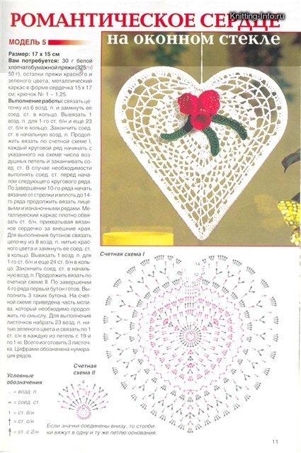 Большая коллекция моделей с сердечками