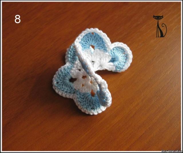 Бабочки (Мастер-класс)