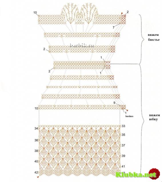 барби вязание крючком рубрика