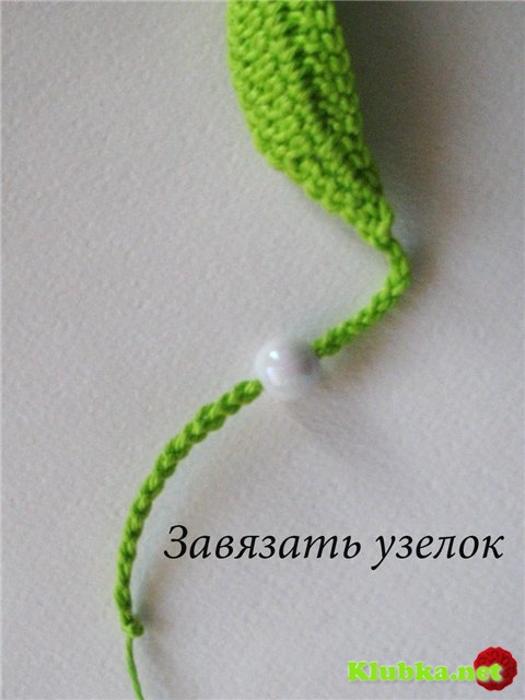 Шапочка-ромашка