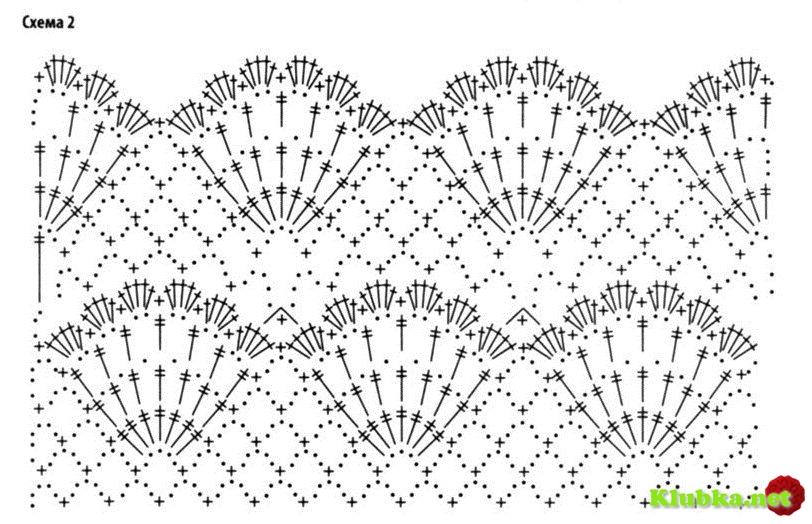 Наталья лок схемы вязания 20