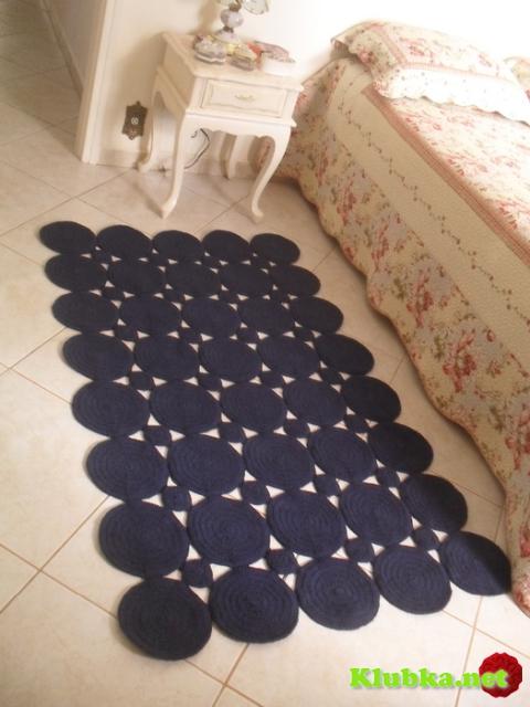 Обалденные коврики из мотивов