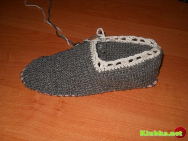 Мастер класс вязания сапог узором крокодиловая кожа.