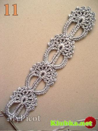 Узоры крючком. Dolce & Gabbana