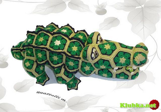 игрушки африканским цветком схемы и подробное описание