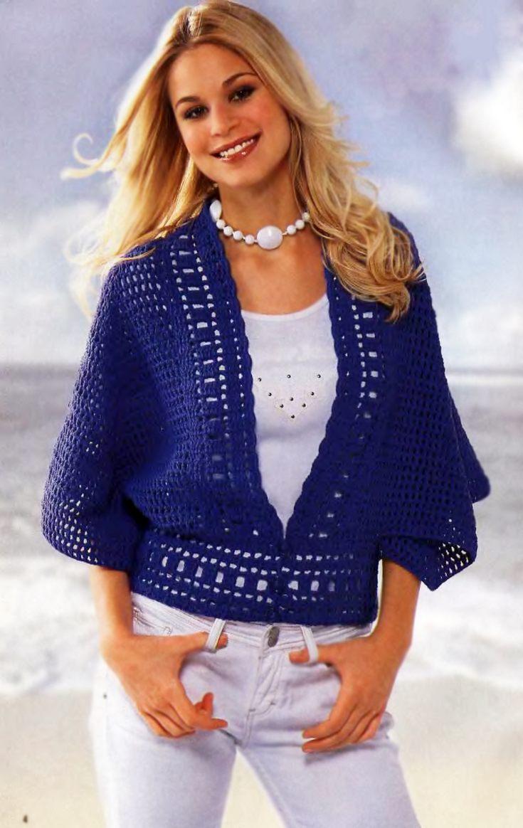 Очень красивое вязание для женщин 22