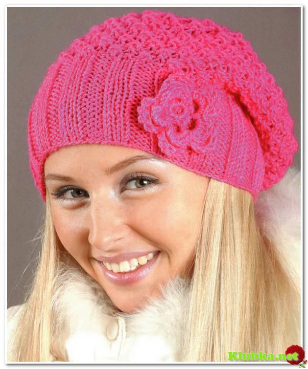 И помечено как вязание спицами схемы, вязание шапок спицами, вязанные