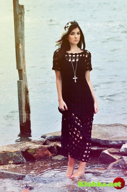 Платье от FARM