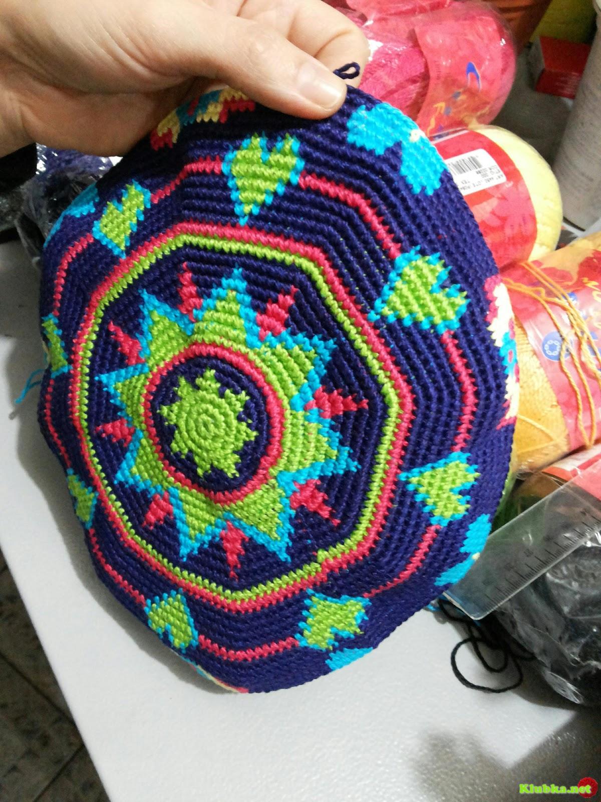 Что такое колумбийское вязание