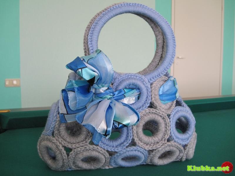 Крючок модели филейного вязания