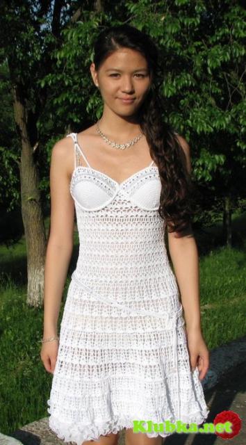 Платье для выпускного вечера. Воплощение Янинка