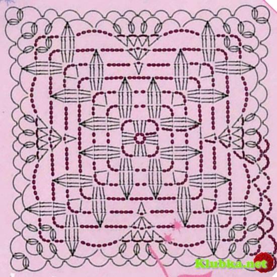 Мои любимые квадраты))))