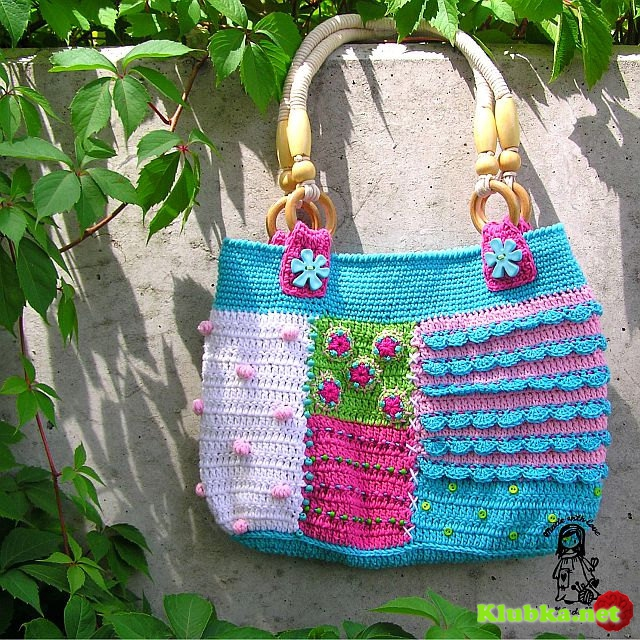 Детские сумочки - мастер класс