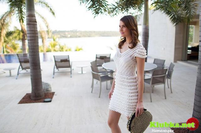 Платье Кейт от Alzira Vieirа
