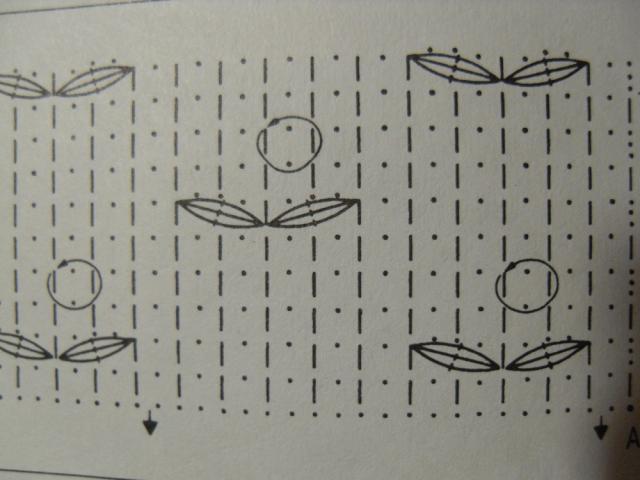 Маленькие розочки. Объёмный узор крючком. Подробный МК.