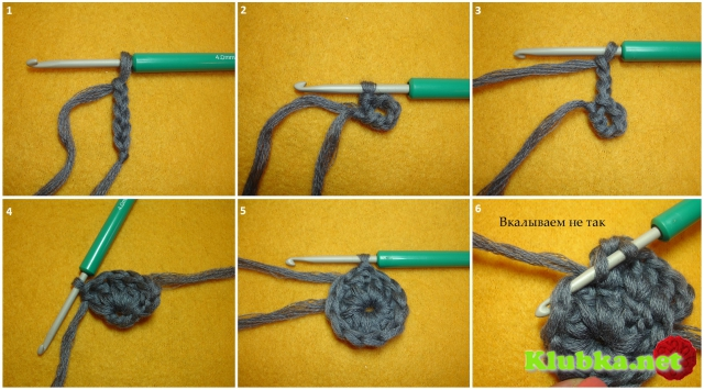 Мастер-класс по вязанию шапочки крючком
