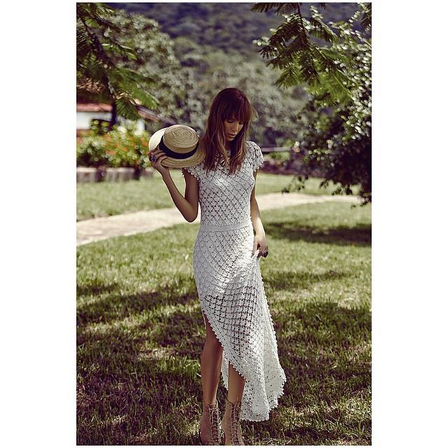 Платье Олимпия от Alzira Vieira
