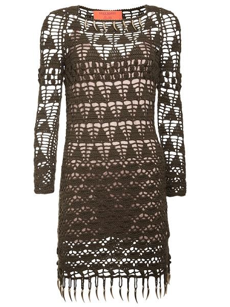 Платье Клык