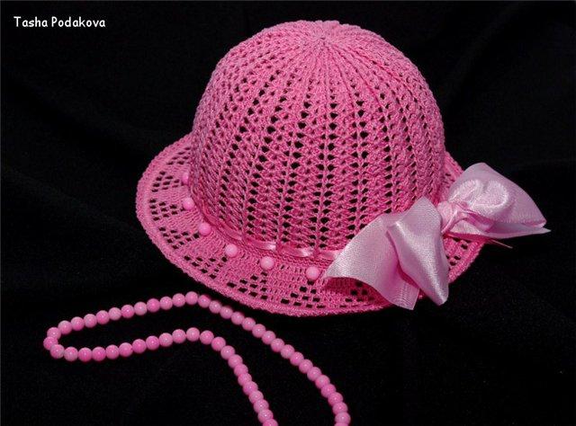 Шляпка от Tasha P