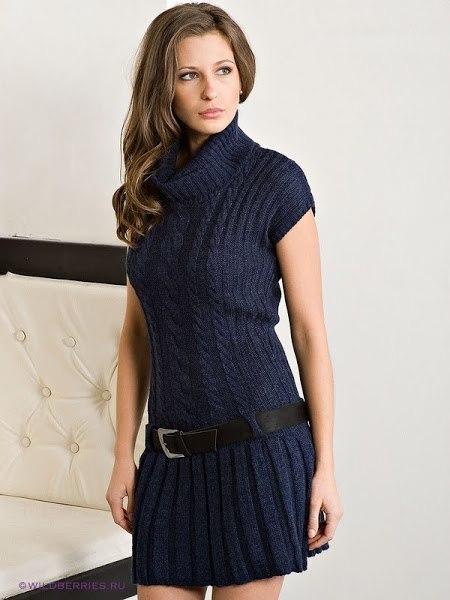Кокетливое платье Be Style!.