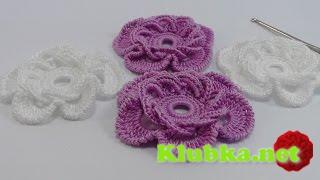 Цветок ирландского кружева - мк