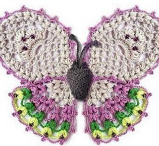 Мотив Бабочка