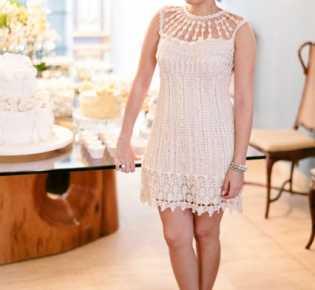 Платье \»Кап-Ферре\» от Ванессы Монторо
