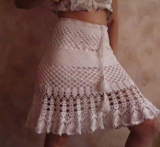 Оболденная юбка
