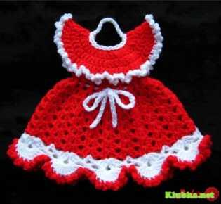 Платье-прихватка \»Ягодка\»